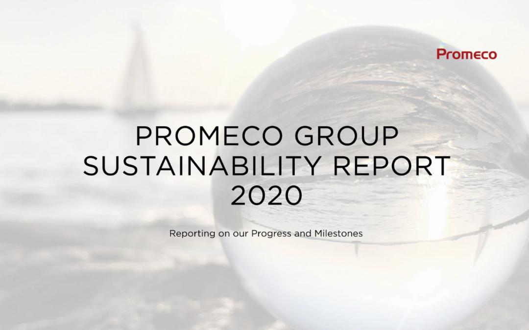 Kestävän kehityksen raportti – Promeco Group 2020