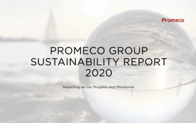 Sustainability Report – Promeco Group 2020